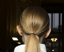 Spring/Summer 2015 Hairstyle Trend: The ponytail