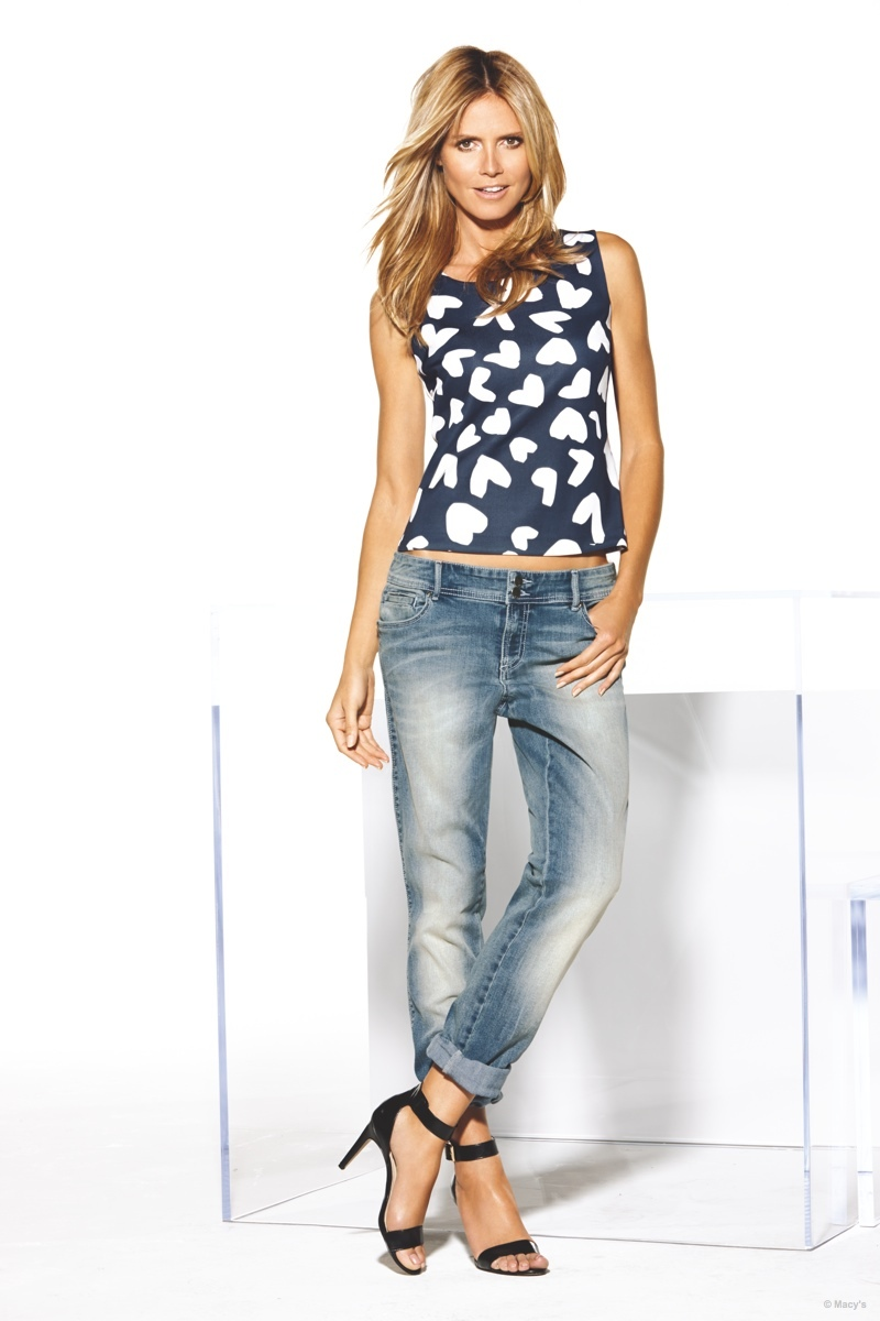 To acquire Klum heidi macys inc 30th anniversary commercial picture trends