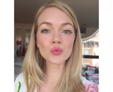 Lindsay Ellingson Is Launching A Make Up Line