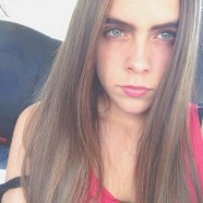 Meet Cara Delevingne's instagram twin