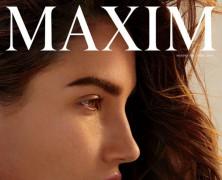 Maxim Magazine Launches Swimwear Line