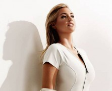 Kate Upton Covers ES Magazine, Speaks Out On Nude Photo Scandal