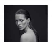 Kate Moss opens up about her iconic Calvin Klein shoot
