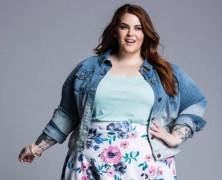 Plus-Size Model Tess Holliday Lands People Mag Cover
