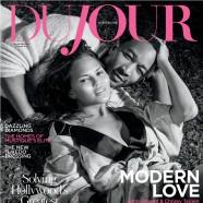 Chrissy Teigen Goes Nude For Dujour Magazine
