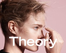 Natalia Vodianova Goes Natural For Theory's Fall/Winter 2015 Ad Campaign