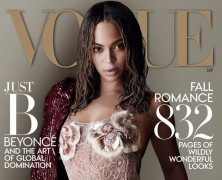 Beyonce Covers September 'Vogue'
