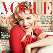 Sienna Miller Covers October Vogue