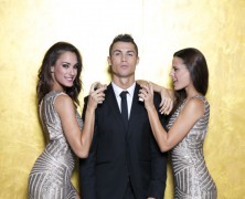 Cristiano Ronaldo Launches Men's Fragrance