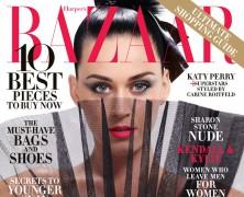 Katy Perry Is Bazaar's September 2015 Cover Star