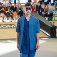 Lukas Machacek S/S16 Mercedes Benz Fashion Week Prague