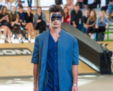 Lukas Machacek S/S16 Mercedes Benz Fashion Week Prague