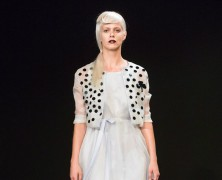 Zuzana Kubickova S/S16 Mercedes Benz Fashion Week