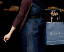 Zara launches self service checkouts