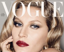 Gisele Bundchen Closes Out 2015 With 2 Vogue Brazil Covers