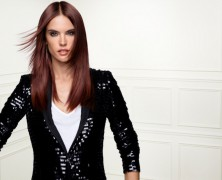 Alessandra Ambrosio is the new face of L'Oreal Professional