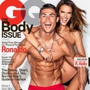 Alessandra Ambrosio and Cristiano Ronaldo Heat Up GQ's Body Issue