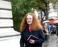 Grace Coddington steps down as creative director of American Vogue