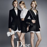 A Look At Raf Simon's Final Campaign For Dior