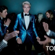 Lucky Blue Smith Rocks New Tom Ford SS16 Campaign