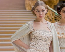 Gigi And Bella Hadid Walk Their First Couture Show Together
