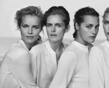 Giorgio Armani taps 90s supermodels for 'New Normal' campaign