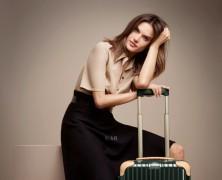 Alessandra Ambrosio Stars In Rimowa Campaign