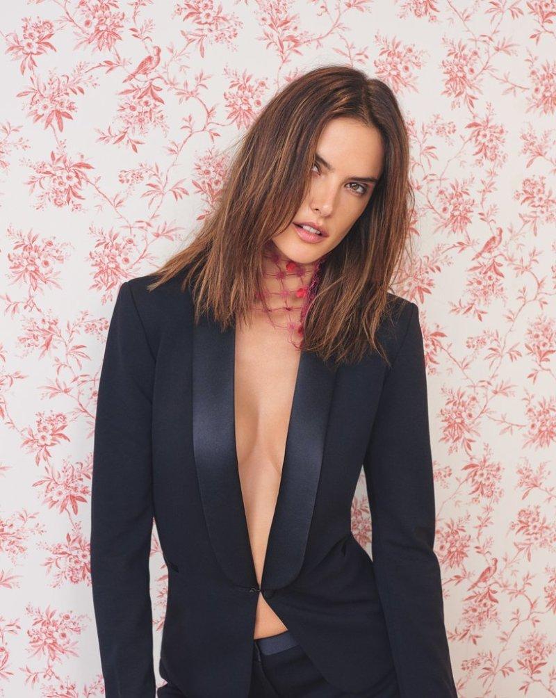 Alessandra Ambrosio  Vogue Brazil April 2016 Issue 02