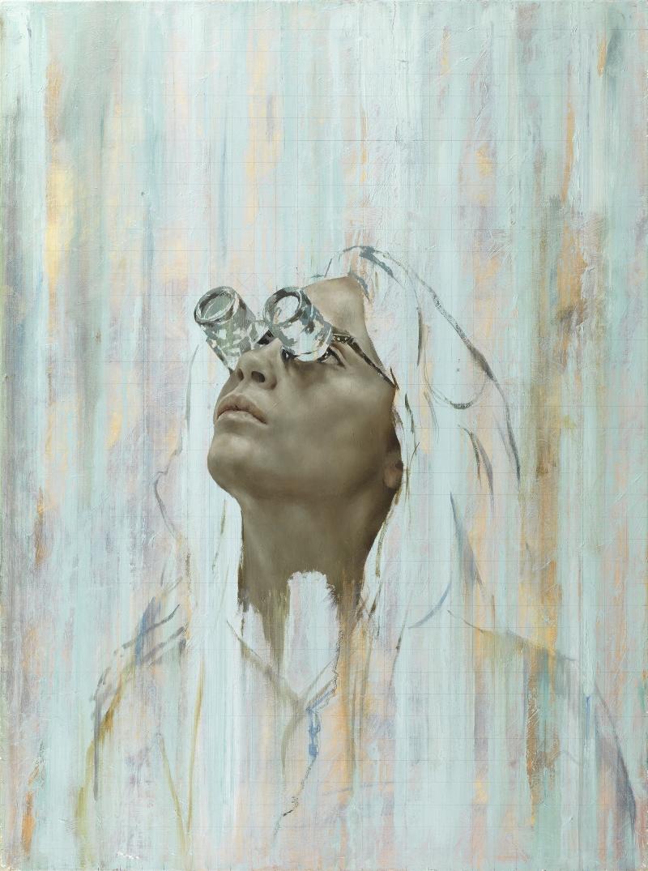 Cara Delevingne von Jonathan Yeo -02