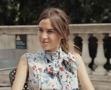 Alexa Chung returns for second season of 'Future of Fashion' documentary