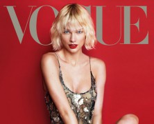 Taylor Swift covers Vogue like you've never seen her before