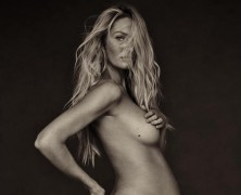 Candice Swanepoel Announces The Sex Of Her Baby