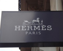 Hermes To Release Limited Edition scarf