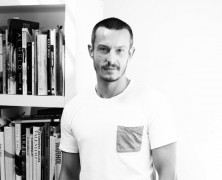 Jonathan Saunders takes over the reins at DVF