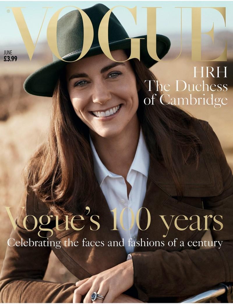 Kate Middleton Vogue UK june 2016