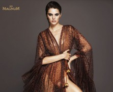 Kendall Jenner Fronts Campaign for Magnum ice cream