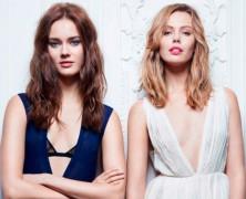 Jac Monika Jagaciak & Frida Gustavsson front new Nina Ricci fragrance campaign
