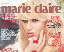 Rebel Wilson is Marie Claire's July cover star