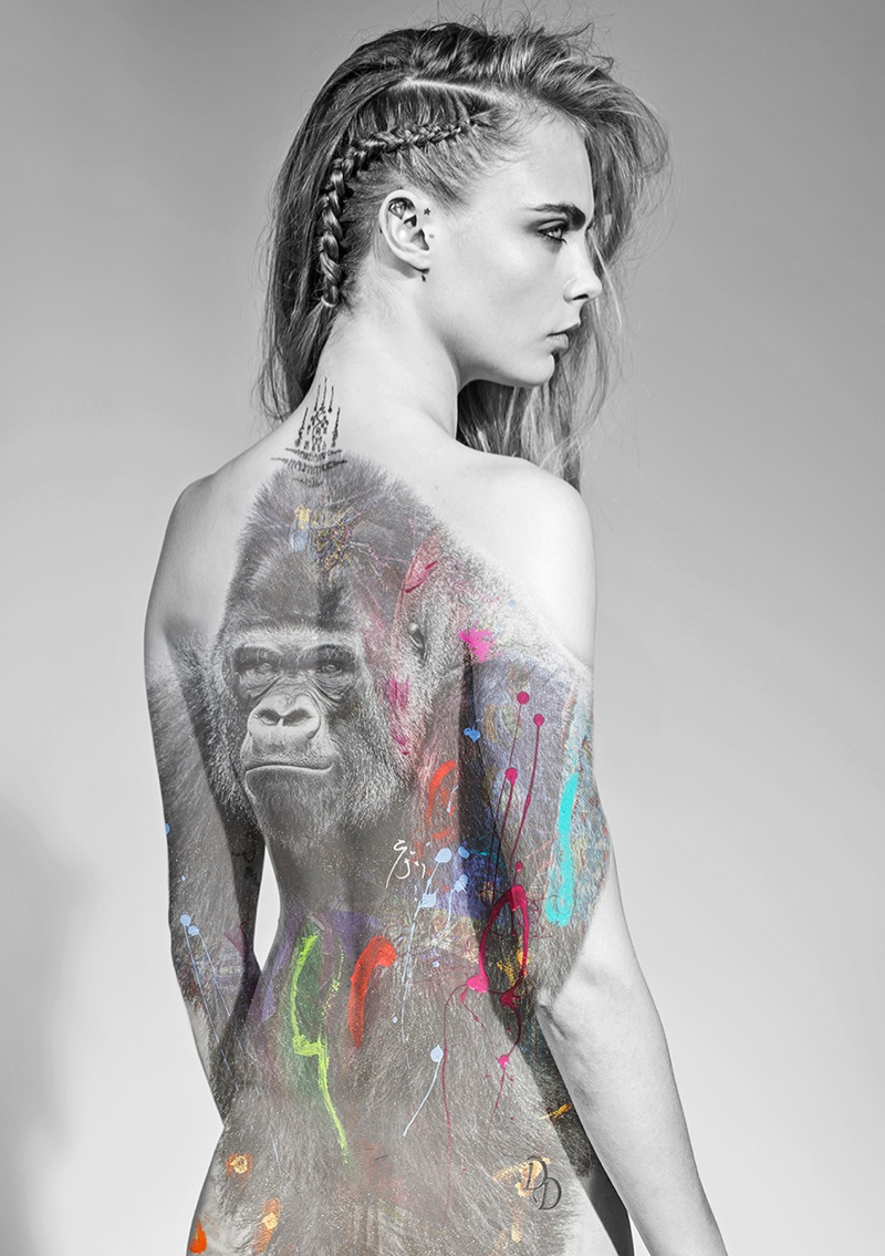 Cara-Delevingne-Naked-Animal-Rights-Campaign03