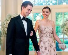 Miranda Kerr Is Engaged to Evan Spiegel