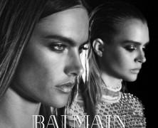 Balmain unveils Star Studded Fall 2016 Campaign