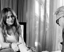 Jennifer Lopez collaborates with Giuseppe Zanotti On A Shoe Collection