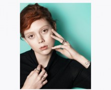 Natalie Westling and Christy Turlington star in Tiffany & Co.'s stunning new campaign