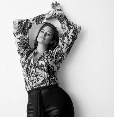 Ashley Graham H&M Studio 01