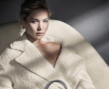 Jennifer Lawrence fronts Dior's latest campaign