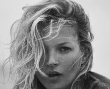 Kate Moss Fronts Naked Cashmere's Sexy New Campaign
