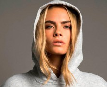 Cara Delevingne is the face of Lady Garden Campaign