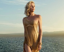 Charlize Theron stars in new campaign for J'adore Dior