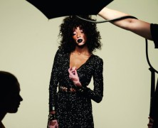 Winnie Harlow fronts Hunger Magazine Issue 11