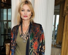 Kate Moss Launches Her Own Modelling Agency
